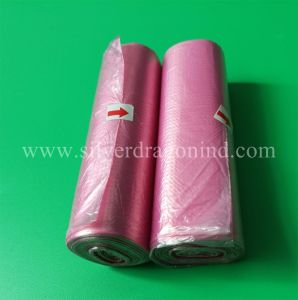 Custom Beautiful Colour Garbage Bag on Roll, Low Price pictures & photos