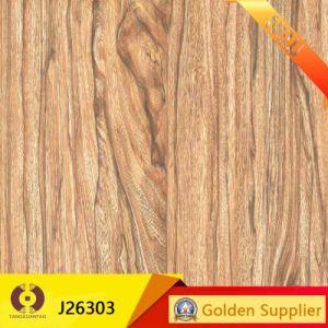 600X600mm Wooden Ceramic Floor Tile Matt Surface (J26303) pictures & photos
