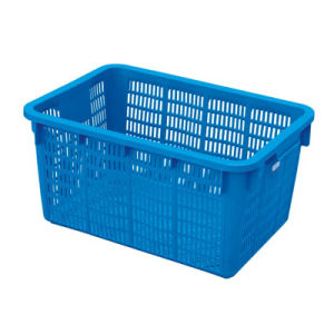 Factory Wholesale Plastic Laundry Basket pictures & photos