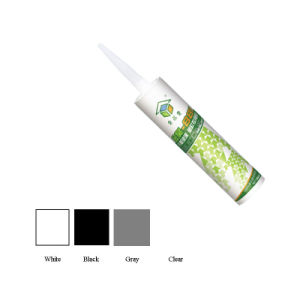 Building Materials Acid Clear Silicone Sealant (JH-881)