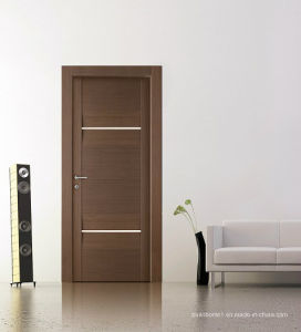 Anti Corrosion Interior Solid Wood Door pictures & photos