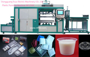 NF1250c Automatic High Speed Plastic Thermoforming Machine for Plastic Products