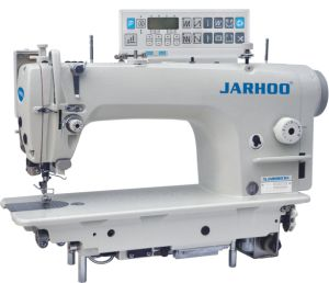 Jarhoo-7200 High Quality High Speed Direct-Drive Computer Lockstitch Sewing Machine with Little (non) Oil