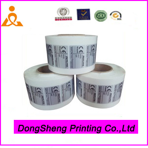Adhesive Sticker in Paper Made in China