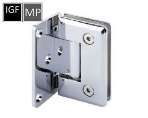 Brass or Stainless Steel Glass Shower Hinge (SH-101-90HP) pictures & photos