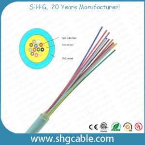 12 Fibers Multi Mode Distribution Fiber Optic Cable pictures & photos