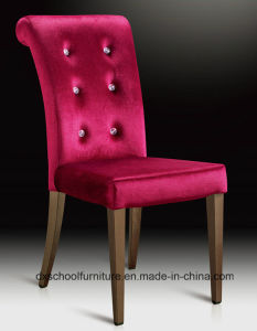 High Class Banquet Chair for Hotel with Rhinestone pictures & photos