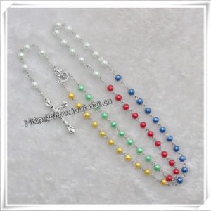 Glass Beads Rosary, Catholic Rosary (IO-cr329) pictures & photos