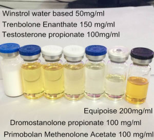 Trenbolone Enanthate Muscle Building Steroid Anabolic pictures & photos