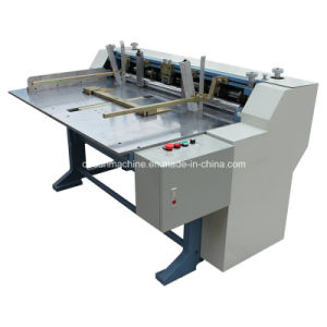 High Speed Automatic Paperboard Cutter (YX-1350) pictures & photos