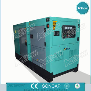 CE Approved Soundproof Diesel Genset pictures & photos