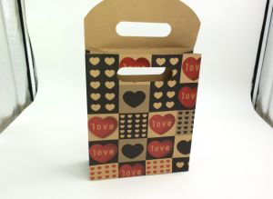 Customized Kraft Paper Bags/ Gift Packing Bags