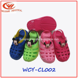 Hot Sale Children EVA Garden Shoes Cute Clogs for Kids pictures & photos