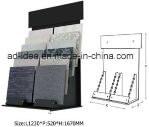 Durable Metal Exhibition Stand for Tile pictures & photos