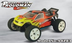 1/16th Scale 4WD Electric Power Drifting Car pictures & photos
