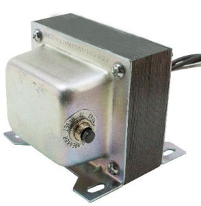 Toroidal Foot and Single Threaded Hub Mount Transformer with UL Approval