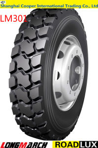 Linglong/Longmarch Radial Chinese Drive Radial Truck Tire with DOT ECE (1200R20 LM301) pictures & photos