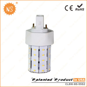 UL Listed 13W CFL Replacement Gx24D 6W LED Pl Lamp pictures & photos