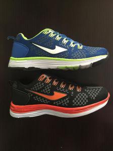 Newest Men Sneaker Sport Shoes Gym Shoes (ZJ150518) -15 pictures & photos