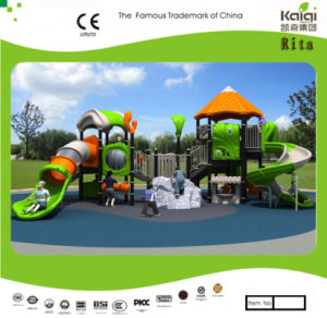 Kaiqi Medium Sized High Quality Children′s Playground (KQ10050A) pictures & photos