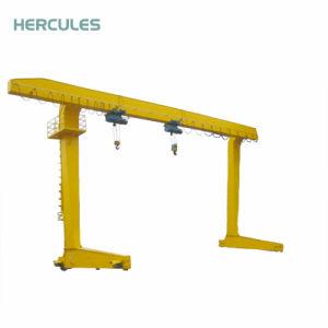 Truss Gantry Crane Hoisting Machine Lifting Crane pictures & photos