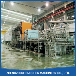 3200mm Fourdrinier High Speed Writing Making Machine pictures & photos