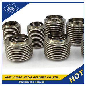 Wholesale Universal Stainless Steel Vertical Metal Bellows Fittings pictures & photos