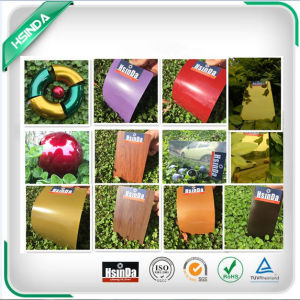 Exterior Electrostatic Polyester Spray Paint Powder Coating pictures & photos