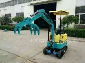 Small Garden Mini Excavator (HQ08) with Ce, SGS pictures & photos