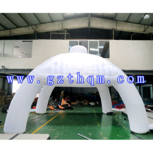 Arc Semicircle Inflatable Tent /Oxford Cloth Inflatable Tent pictures & photos