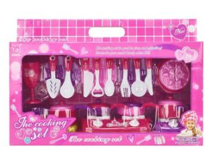 Kitchen Cooking Set Toy for Kids (H9133003) pictures & photos