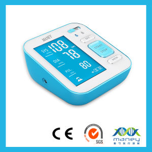 Automatic Arm Type Digital Sphygmomanometer with Ce (B02G) pictures & photos