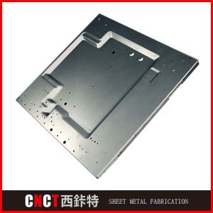 Factory Price Top Quality Aluminum Metal Stamping Parts pictures & photos