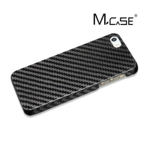 New Hot Products Real Carbon Fiber Back Case for iPhone 5se pictures & photos