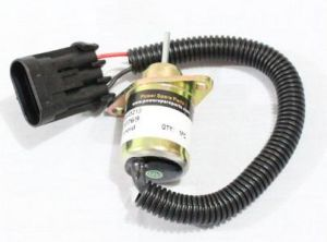 Bobcat Fuel Stop Solenoid 7000769 Fits Skid Loader S160 pictures & photos