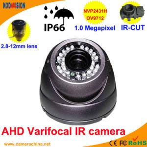 Weatherproof IR Varifocal Dome 1.0 Megapixel Ahd Camera pictures & photos