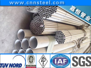 Stainless Steel Pipe Manufacturing (SUS304 SUS 321 SUS316 SUS316L SUS310S) pictures & photos