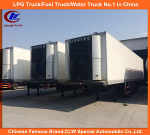 30tons Frozen Food Freezer Van for 40′ Refrigerated Container Semi-Trailer pictures & photos