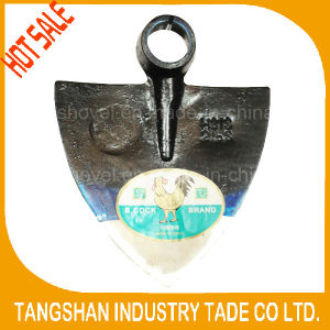 High Quality H313 Carbon Steel Garden Hoe pictures & photos