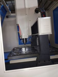 CNC Aluminum Mold Engraving Machine with CE Approved pictures & photos