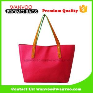 Custom Designer Casual Women Shoulder Tote Bag for Ladies pictures & photos