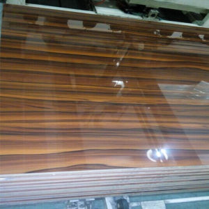 Hot Sale Wooden UV MDF Board (ZH-3951) pictures & photos