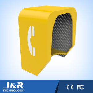 Emergency Phone Hood, Sound-Proof Booth, Acoustic Hood, Outdoor Dustproof Hood pictures & photos