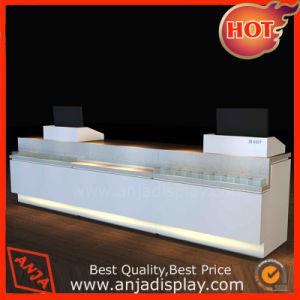 Cashier Table Checkout Desk for Clothes Shop pictures & photos