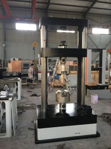 300kn Electronic Tensile Testing Machine Manufacturer pictures & photos