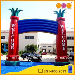 Arched Door Inflatable Archway for Sale (AQ5348) pictures & photos