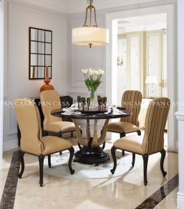 High Quality Classical Wooden Diningroom Furniture (MS-A6050b) pictures & photos