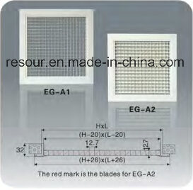 Resour Eg Series Air Grille in Good Quality pictures & photos
