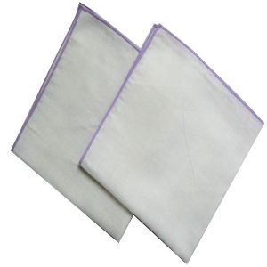 High Quality 100%Cotton Facial Cleansing Muslin Cloth pictures & photos