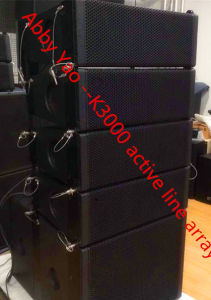 2016 Hot Sell Active Line Array--K3000, with DSP, Fir Used Line Array, Active Line Array pictures & photos